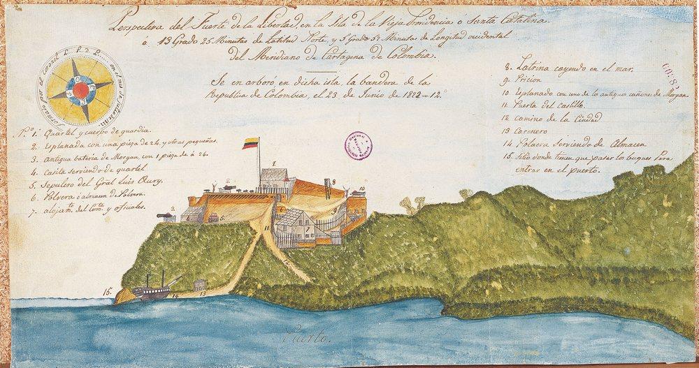U Fort St Andrew New Edinburgh Cr