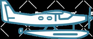 Seaplane Icon Png